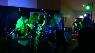Decimated King - In a Blaze (Live)