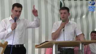 FECG Lahr - Bibelfestival 2013 - Zeugnis W. Opfer