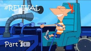 My Top 60 Phineas and Ferb Songs REVIVAL Part 1 (60-51)