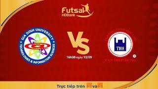 Futsal HDBank 2018: Hải Phương Nam ĐHGĐ - Tân Hiệp Hưng | VTC Now