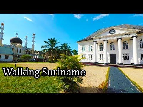 Suriname 2017 -  Walking around Paramaribo - Sept