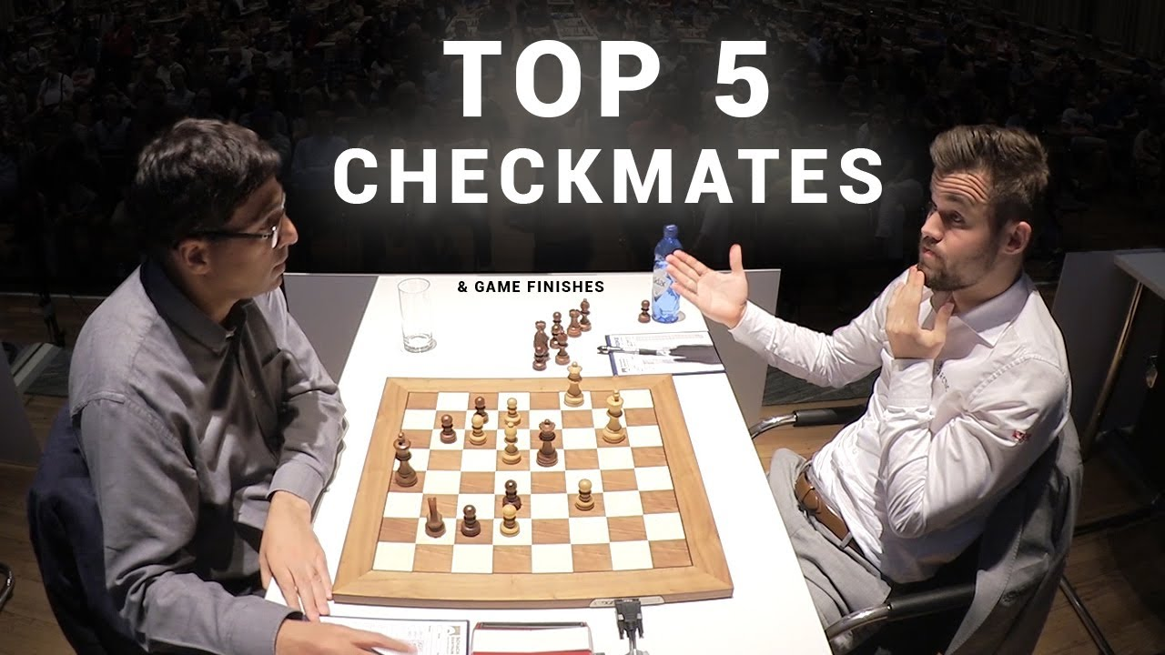 Download Top 5 Checkmates & Game Finishes | GRENKE Chess