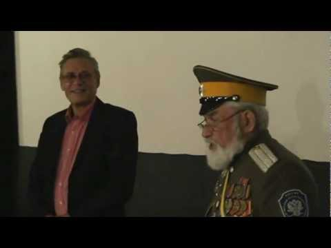 Александр Михайлов и казаки