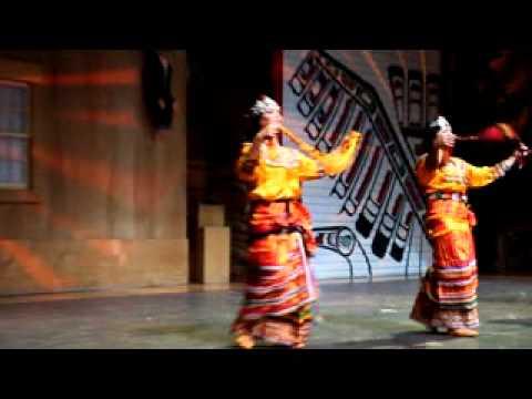 Ballet National Algérien - Fête du 1er novembre à Ottawa - Danse Kabyle
