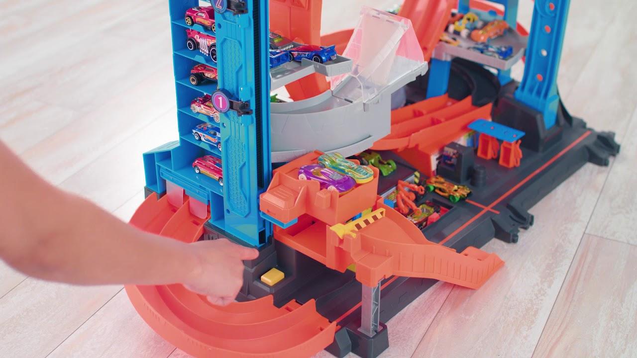 Comprar Hot Partir Ultimate De 3 Garage Anos MattelA Wheels dCeBWrox