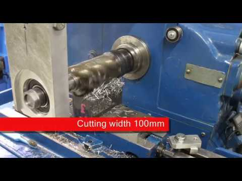 Plain milling
