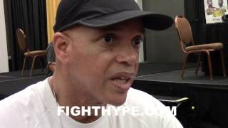 "Virgil Hunter Reveals Amir Khan Has ""serious Eye Issues""; Talks Future Khan Vs. Garcia Rematch"