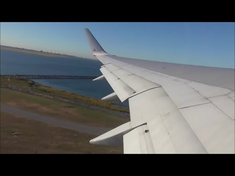 American Airlines Boeing 757-223 | New York JFK to Charlotte *Full Flight*