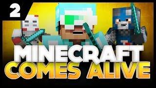 Minecraft Comes Alive 2 - EP2 - MURDER