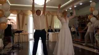Прекрасный танец жениха и невесты 14.06.2014г.