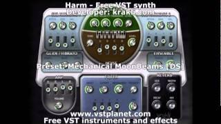 Harm - Free VST synth - vstplanet.com(, 2012-02-11T19:34:09.000Z)
