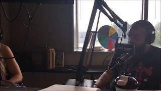 WWE Charlotte Flair live in studio interview - Is she single? Her famous next door neighbor