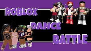 Roblox dance battle - Roblox music video | Roblox short dance clip [Roblox x MMD]