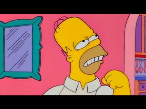 Homer Simpson - Voy a ir a espiar a Lenny y a Carl