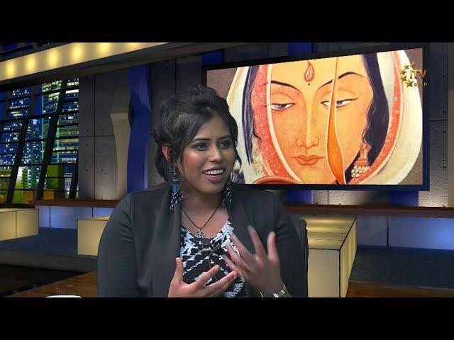Singer Anweshi Dutta