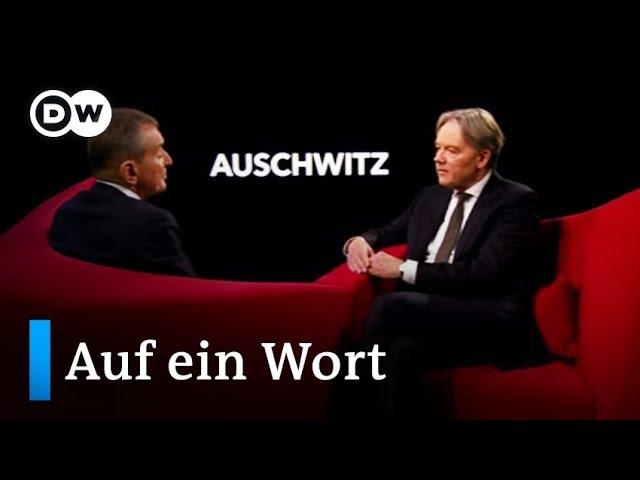 Auf ein Wort...Auschwitz | DW Deutsch