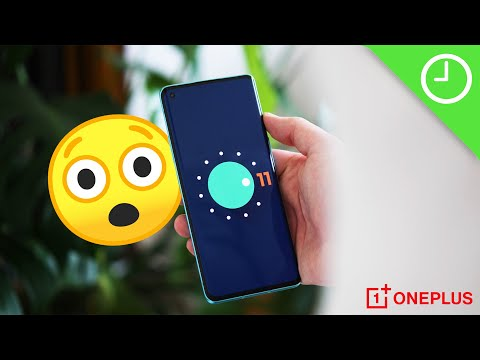 OxygenOS 11 hands-on!