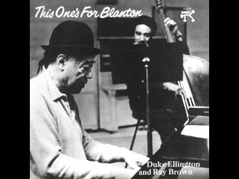 Duke Ellington/Ray Brown Sophisticated Lady