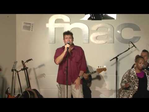 Showcase - Johnny Clegg - Spirit is the journey - (2/4) - Fnac Paris Forum