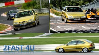 Xsara VTS bande annonce Circuit (Best-of Trackday le Laquais / Charade / Bresse )