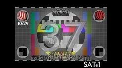Sendestart SAT.1(PKS) - 1.1.1984