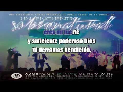 El Shadai New Wine Karaoke