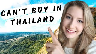 What to PACK for THAILAND | 10 Essential Things You Can