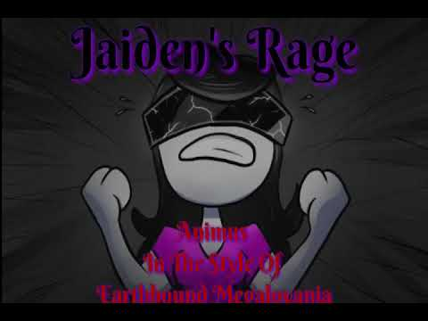 Jaiden's Rage -Animus In The Style Of Earthbound Megalovania