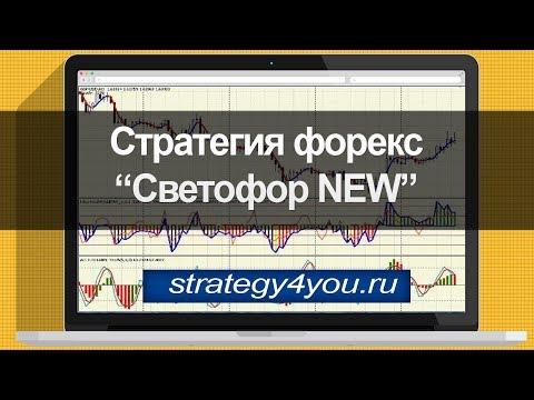 Стратегия форекс Светофор NEW
