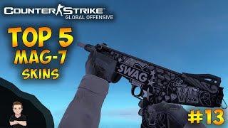 Top 5 best looking MAG-7 skins in CS:GO - Part 13