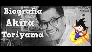 Biografía e historia de AKIRA TORIYAMA creador de dragon ball.