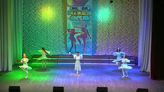 36 Веселі краплинки Російський танець MOTOR FEST LEVEL UP 2019