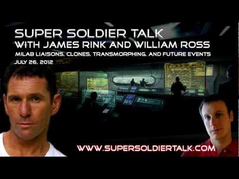 Super Soldier Talk - Milab Liaison William Ross - July 26, 2012