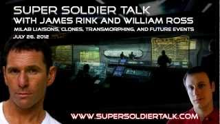 Super Soldier Talk - Milab Liaison William Ross - July 26, 2012