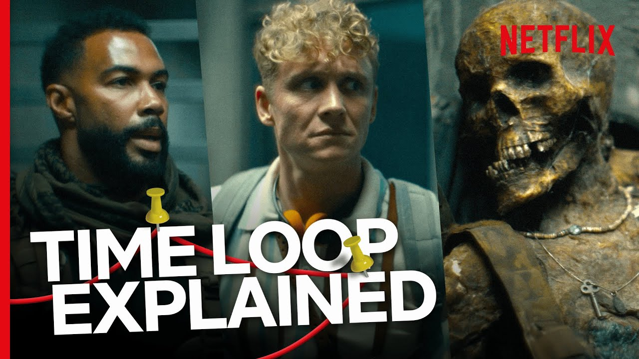 Download Time Loop Theory Explained | Army of the Dead | Netflix