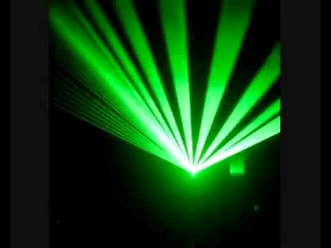 Matrix - Zion Theme (Megabass Remix) HQ audio and laser show video
