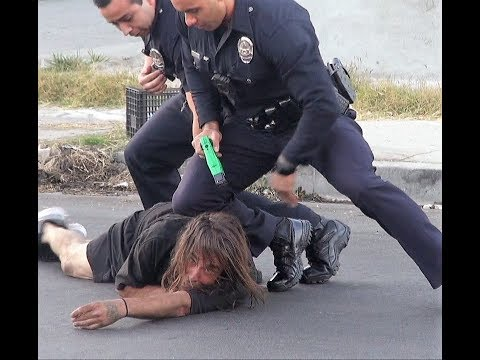 5150 call takes almost an hour to respond to  LAPD