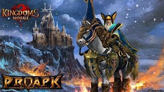 Kingdoms Mobile - Total Clash Gameplay iOS / Android screenshot 2
