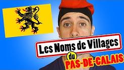 Noms de villages n°02 - Pas-de-Calais