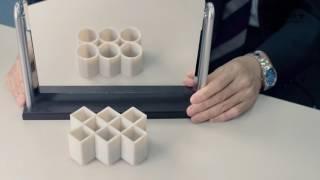 Optical Illusionist   Incredible Senseis at Meiji University #1 thumbnail