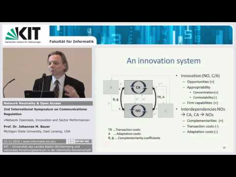 Network Openness, Innovation, and Sector Performance