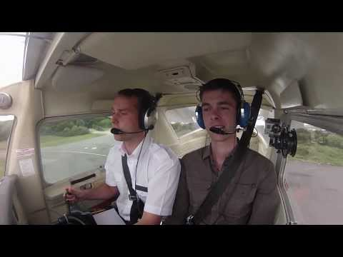 Blackbushe Flying Lesson