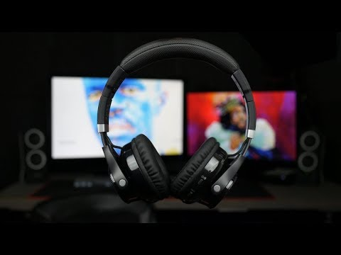 Bluetooth Headphones With Speakers! Archeer AH45 Review