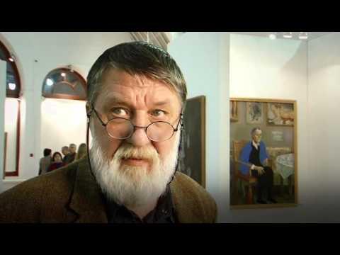 Репортаж с выставки художника Ивана НИКОЛАЕВА.