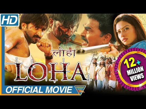 Loha The Iron Man Hindi Dubbed Full Movie || Gopichand, Gowri Pandit, Sunil | Eagle Hindi Movies