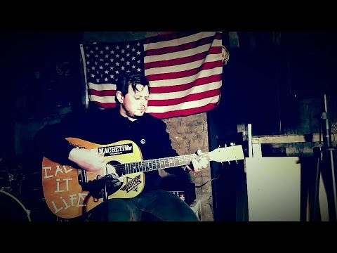 Tom Delonge The Invisible Parade Acoustic Guitar Cover By Leo