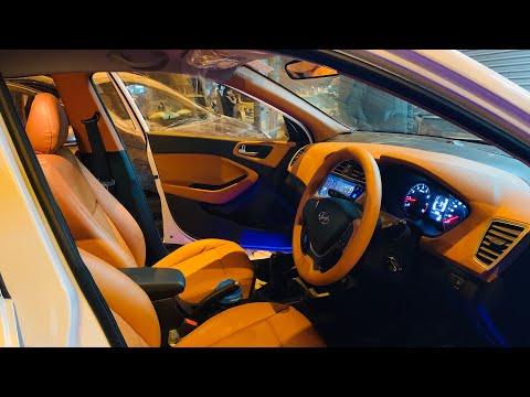 New Hyundai I20 Interior | Hyundai I20 Android Stereo | New I20 Reflectors | Reverse Camera For I20