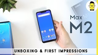 Asus Zenfone Max M2 Unboxing, Hands-on Review, and Camera Samples