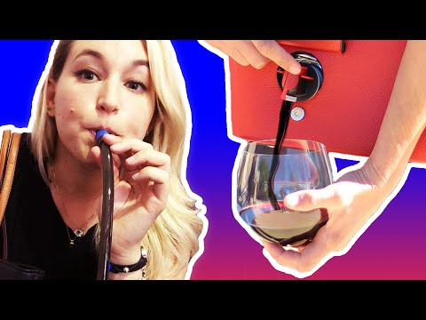 Thumbnail: I Hacked The Famous Wine Purse