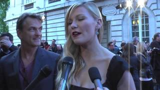 UK Premiere: Kirsten Dunst, Daisy Bevan, Hossein Amini | The Two Faces of January (The Fan Carpet)